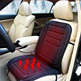Vktech® Car Heated Seat Cushion Cover Auto 12V Heating Heater Warmer Pad Winter