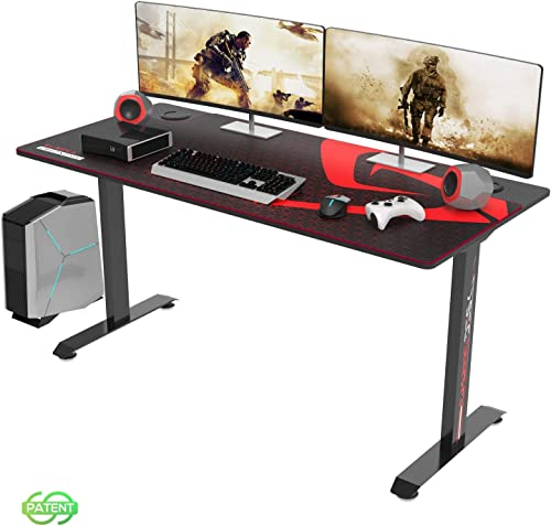 DESIGNA Large Gaming Desk Large 60 Inch