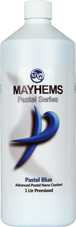 Mayhems Pastel Nano Coolant Premix, 1000mL, Pastel Blue