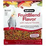Medium Fruit Blend Bird Diet