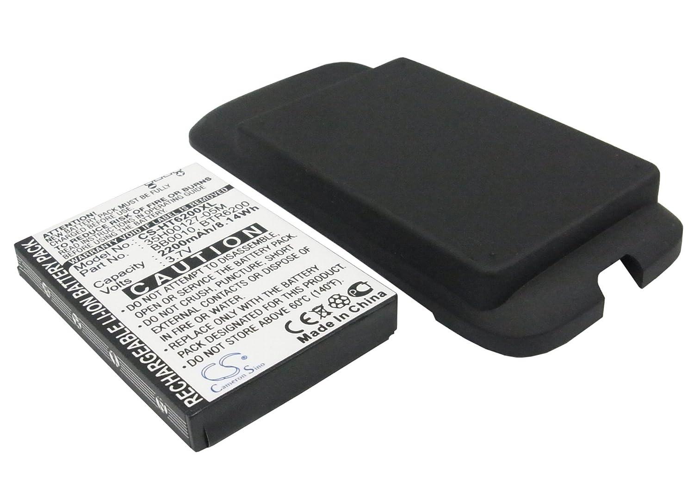 ビントロンズ交換バッテリーfor HTC 35h00127 – 02 M、35h00127 – 04 M、35h00127 – 05 M、35h00127 – 06 M、BA s440、bb00100 B00XKNVR9W