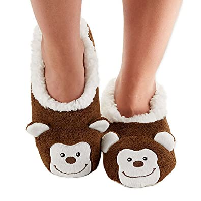 166338da757 ... Size 3-4 SM LADIES   LG GIRLS - Cute   Soft Sherpa Fleece - Snoozies...  not slippers