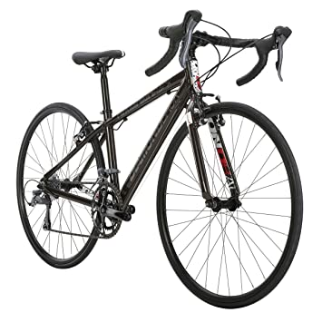 Podium 650 Road Bike Color Gloss Black Sports