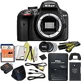 Nikon D3400 24.2 MP Digital SLR Camera (Body Only, Certified Refurbished)