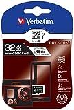 Verbatim 44013 32GB microSDHC Class 10 Memory Card