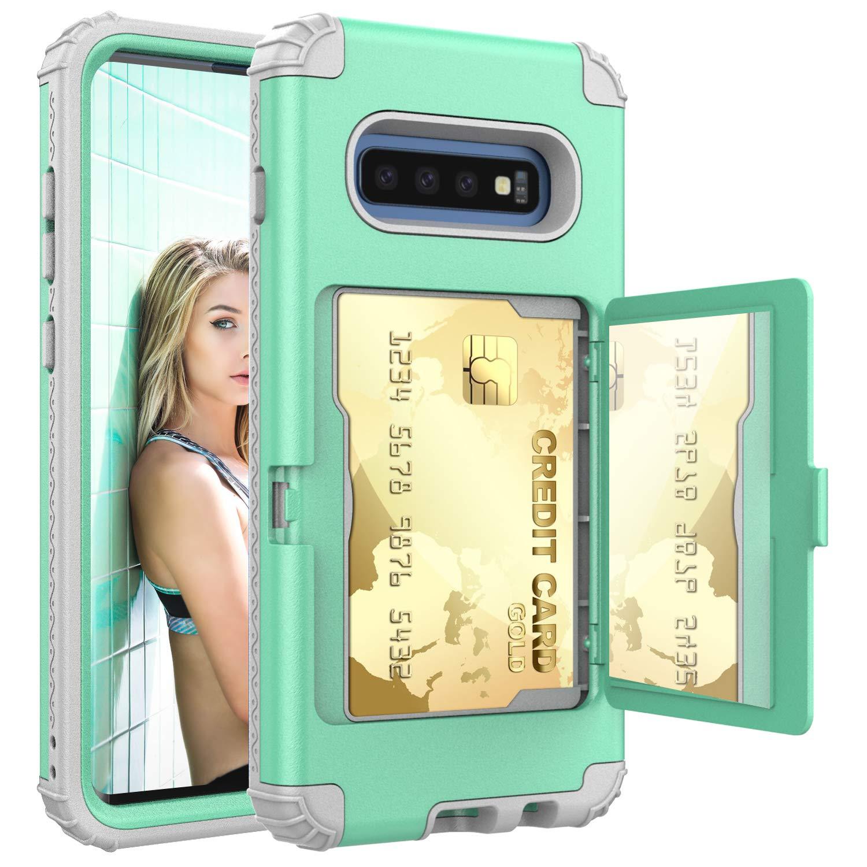 Amazon.com: JDHDL - Funda tipo cartera para Samsung Galaxy ...