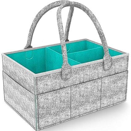 FJROnline - Cesta plegable para pañales de bebé, cesta de ...