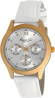 Kenneth Cole Womens Classic Watch - White