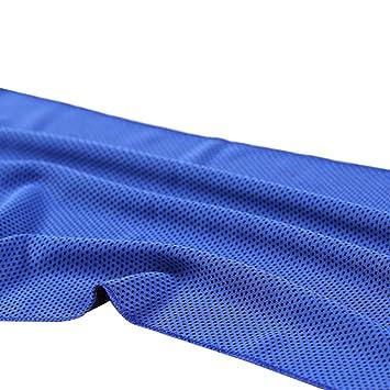 C/ómodo Ultraligero Viaje al Aire Libre Camping Microfibra Toalla de Secado r/ápido Ducha Playa Senderismo Nataci/ón Ciclismo Toalla Rosa Azul