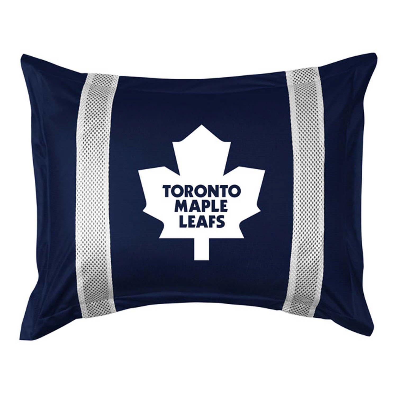 NHL Toronto Maple Leafs Sideline Sham Sports Coverage 05JSSHM5BRUSTAN-parent