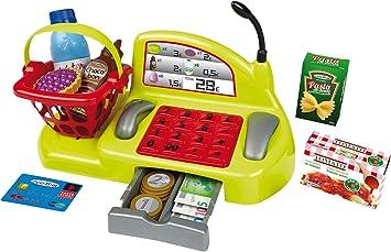 Ecoiffier 1230 - Caja Registradora (Smoby): Amazon.es: Juguetes y juegos