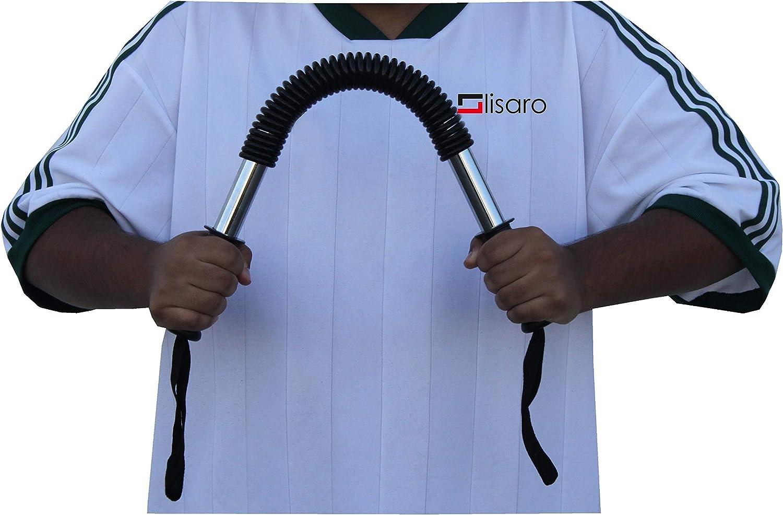 Lisaro Bieghantel K/önigsfeder 20-40kg aus Stahl Ideal f/ür Arm und Unterarm Bizeps und Brust! Fitness Bieghantel ideal f/ür Zuhause!