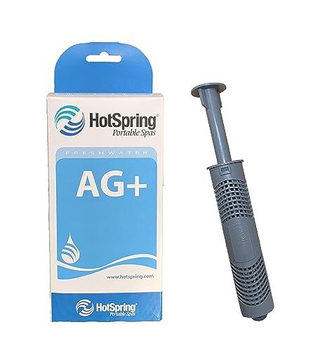 Garden & Patio HotSpring Freshwater Silver Ion Cartridge Sanitizer Tub