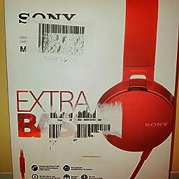 Amazon.es:Opiniones de clientes: Sony MDR - XB550AP ...