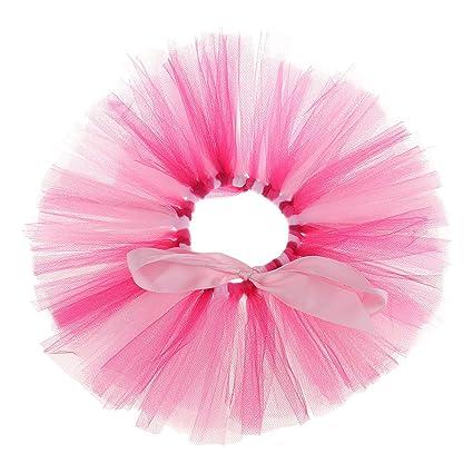 6f3a497c67 Amazon.com: Jili Online Lovely Novelty Tulle Wine Bottle Tutu Skirt for  Bottle Doll DIY Dress Costume Table Decoration - Pink + White: Toys & Games