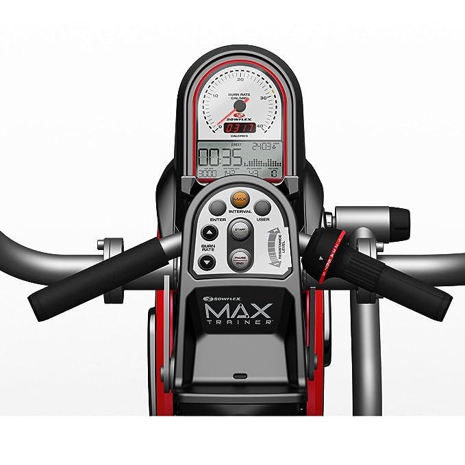 Bowflex Bicicleta Elíptica MAX Trainer M3 Cardio-Training: Amazon.es: Deportes y aire libre
