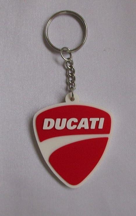 Artículo eird al día siguiente Envío.Llavero Ducati toda ...