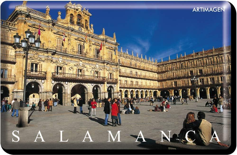 Resina Artimagen Im/án Plaza Mayor Salamanca 70x45 mm