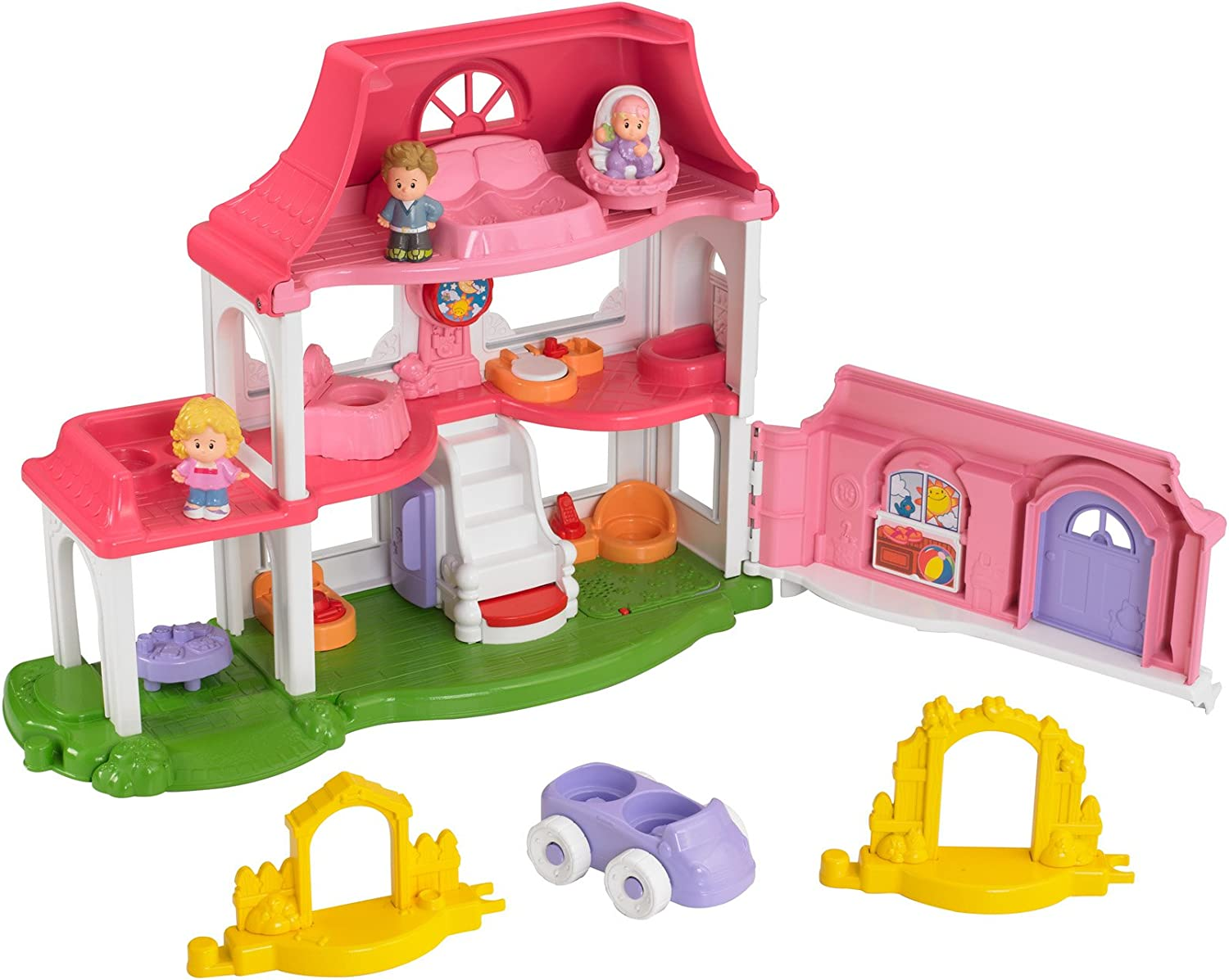 9 Best Fisher Price Dollhouse Reviews of 2021 12