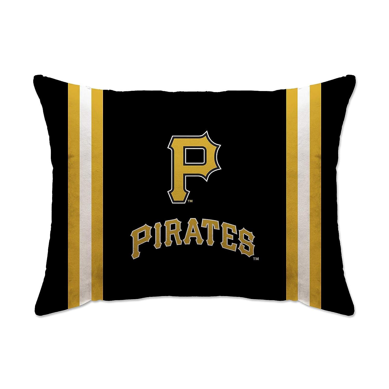 Pegasus Sports Pittsburgh Pirates 20'' x 26'' Plush Bed Pillow, Set of 2#562883971