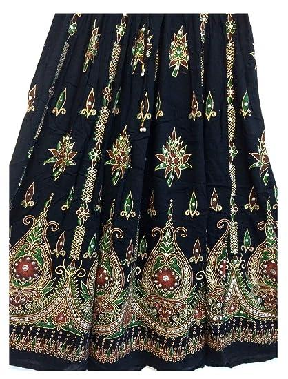 Impresionante señoras Indio Boho Hippie Gypsy Verano Vestido Maxi ...