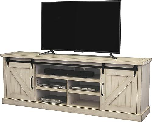 Martin Furniture Avondale Console, White