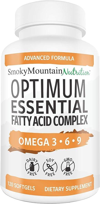 Amazon Com Triple Omega Complex Omega 3 6 9 927mg Complex 120