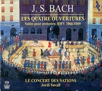 Orchestral Suites Nos.1-4
