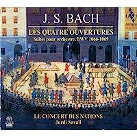 Bach J.S. Orchestral Suites Nos.14