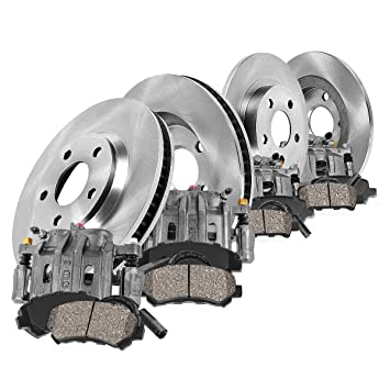 See Desc Rotors Metallic Pads F OE Replacement 2012 BMW 328i xDrive