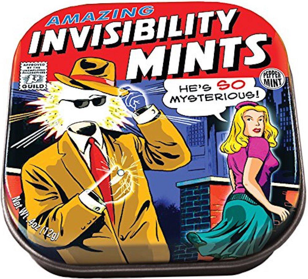 Amazing Invisibility Mints