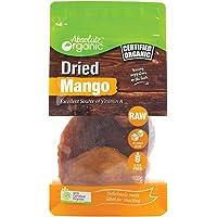Absolute Organic Dried Mango 100 g, 100 g