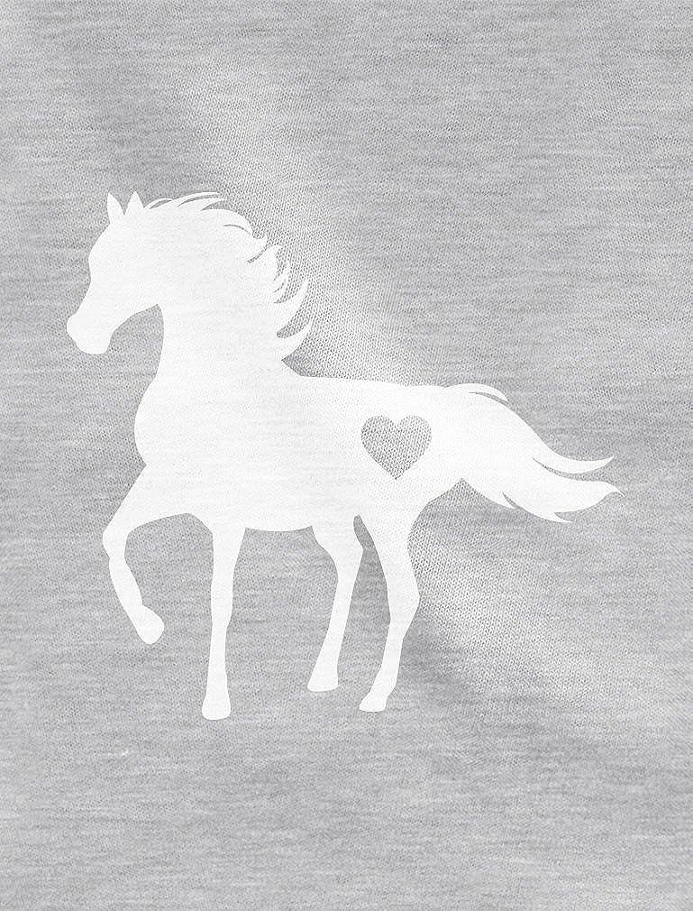 Gift for Horse Lover Love Horses Toddler//Kids Long Sleeve T-Shirt Tstars