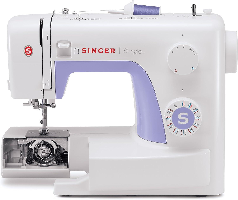 Singer - Estuche para máquina de coser con sistema de bobina de ...