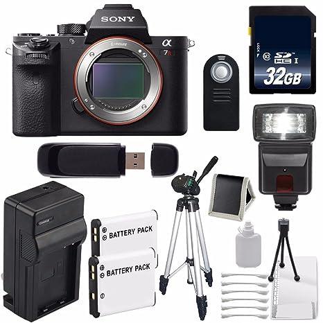 Sony Alpha a7R II sin espejo cámara Digital (modelo ...