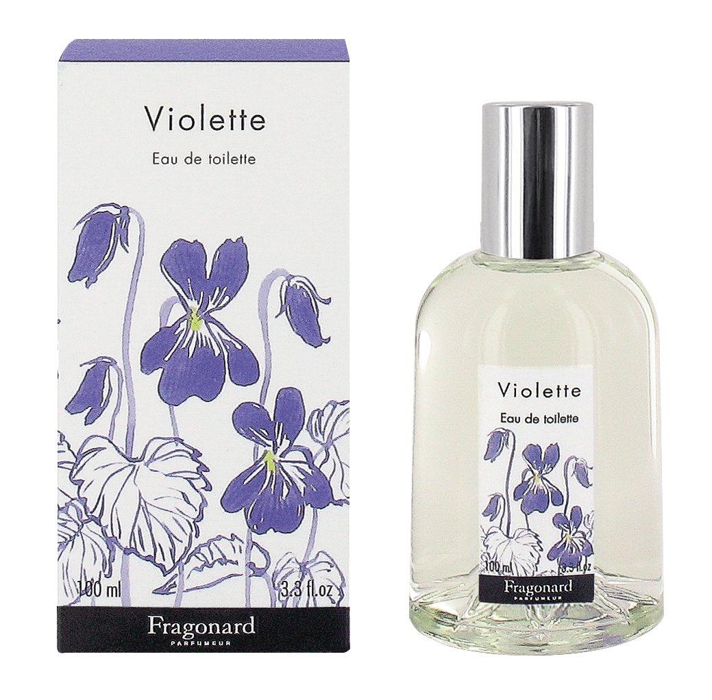Fragonard Violette Eau De Toilette 3.3 fl oz