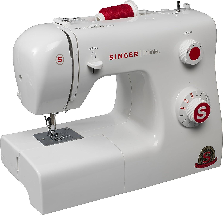 Singer Initiale - Máquina de Coser, (18 Puntadas Ajustables ...