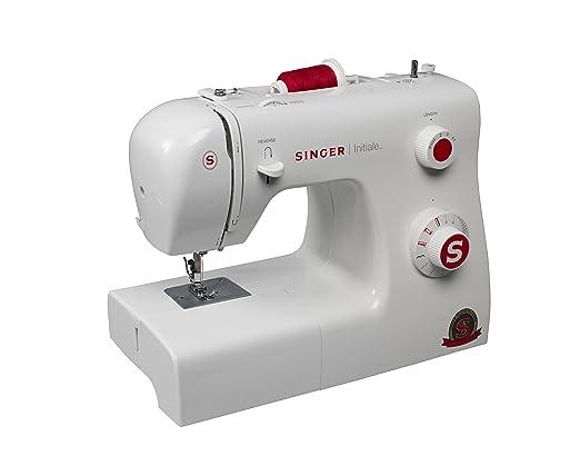 Singer Initiale - Máquina de coser, (18 puntadas ajustables): Amazon.es: Hogar