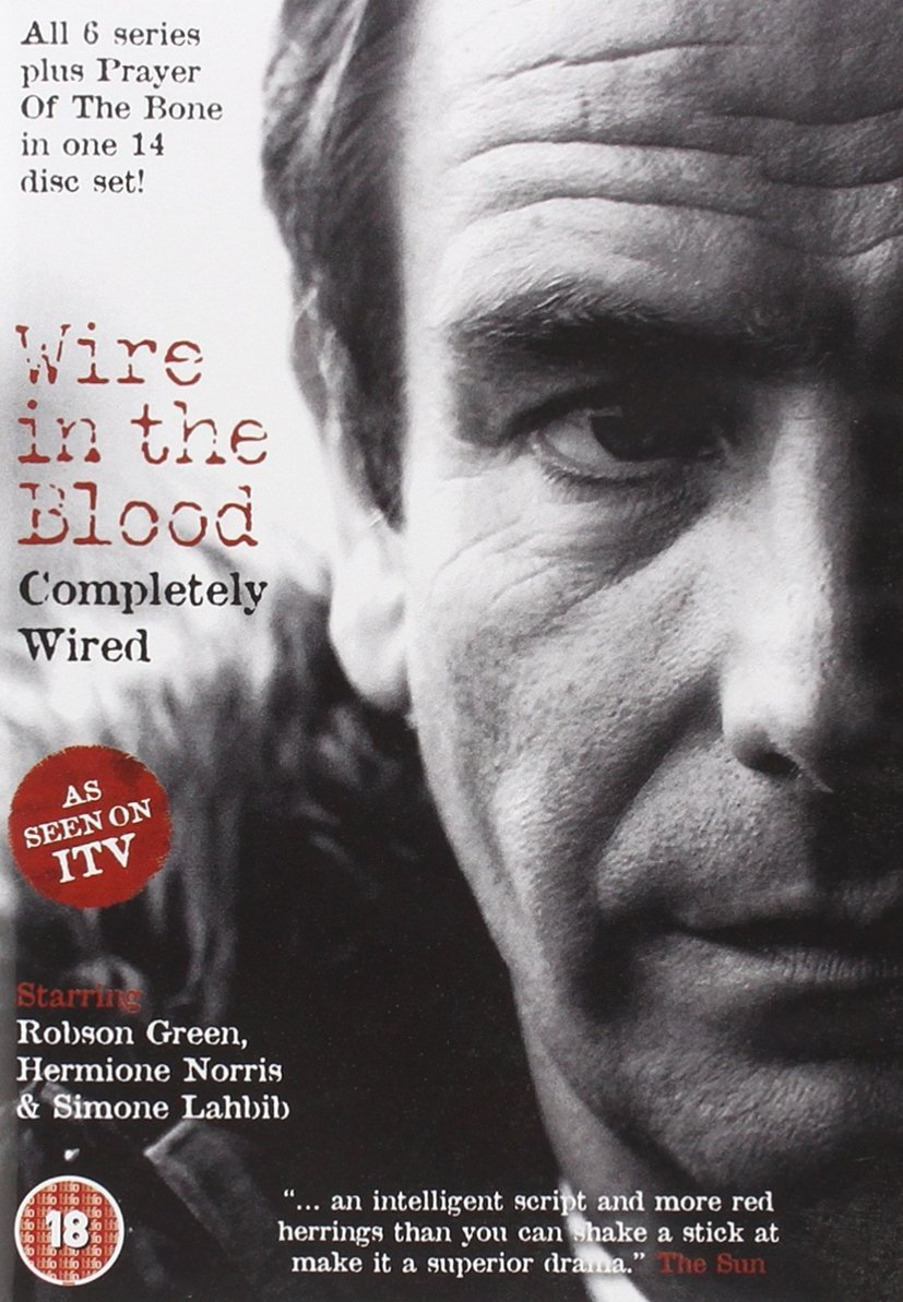 Wire in the Blood: Completely Wired - The Complete Series DVD ...