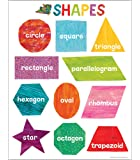World of Eric Carle Shapes Chart
