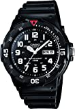 Casio Homme Quartz Analogue Watch, Noir