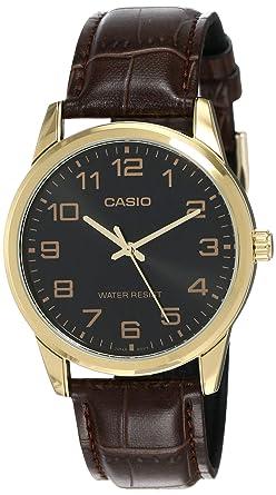 CASIO Reloj de Pulsera MTP-V001GL-1: Amazon.es: Relojes