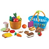 Learning Resources LER9725 New Sprouts Deluxe Market Set (32 Piece)