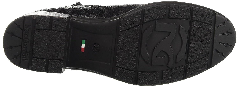 Nero Stivaletto Giardini A719920d, Stivaletto Nero Donna b71762