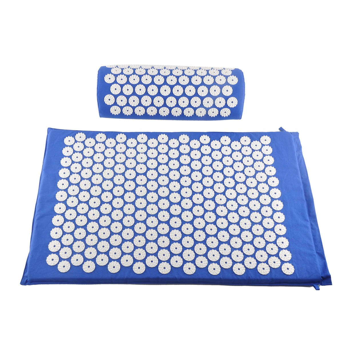 Amazon com : Acupressure Mat and Pillow Set for Back/Neck