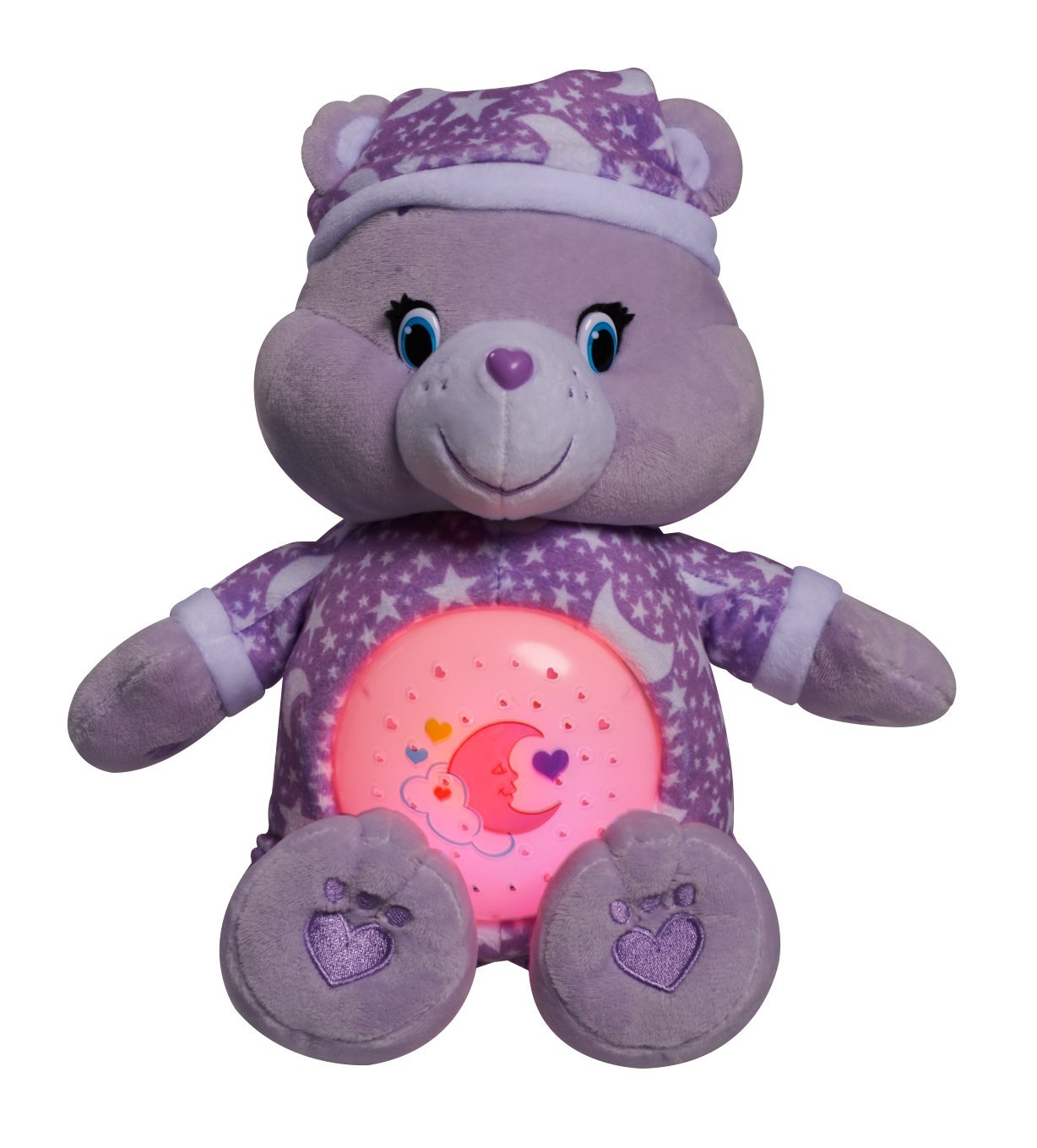 Amazon.com: Care Bears Magic Luz Nocturna Sweet Dreams Bear ...