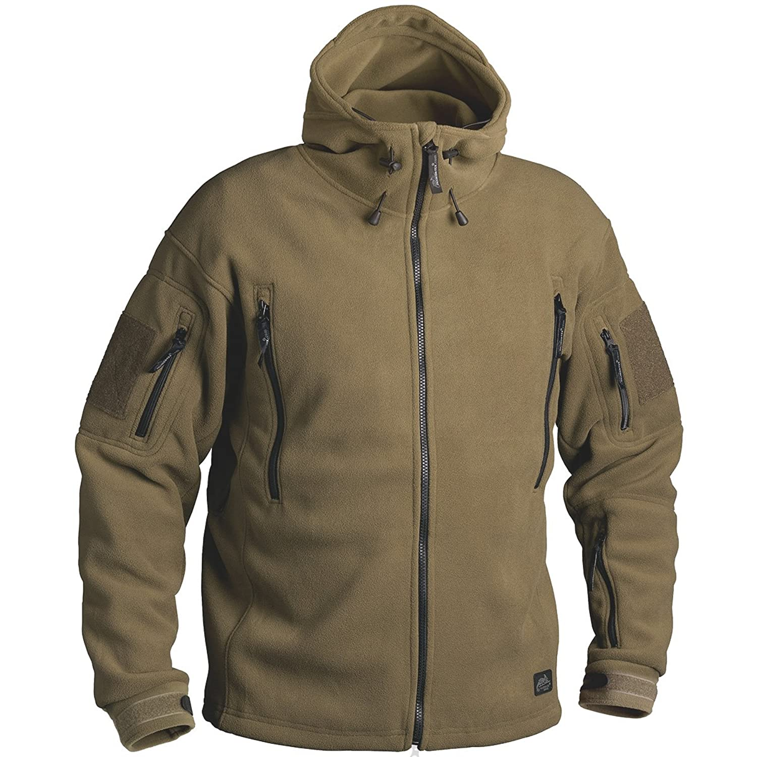 Helikon Patriot Fleece Jacket Coyote at Amazon Men's Clothing store: