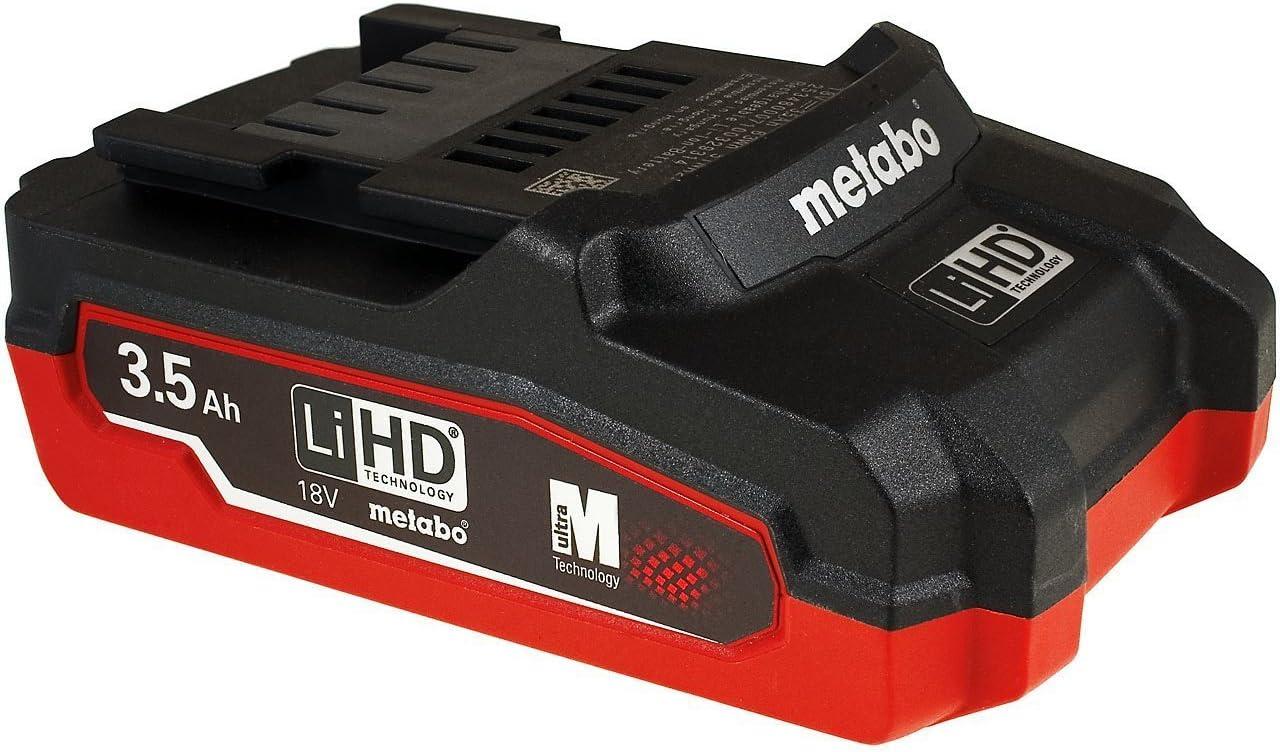 Metabo Batería para Cortasetos AHS 18-55 V (600463800) 3500mAh Original