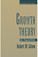 Growth Theory: An Exposition Paperback