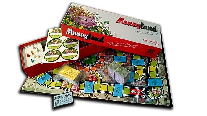 MoneyLand: Amazon.es: Juguetes y juegos